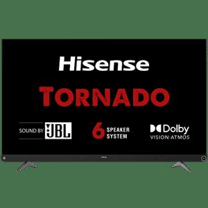 HiSense A73F Series 65A73F 65 inch (165 cm) Ultra HD 4K LED HDR 10 Tornado JBL 6 Speaker Gaming Smart TV