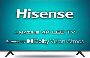 HiSense A71F Series 58A71F 58 inch (147 cm) Ultra HD 4K LED HDR 10 Gaming Smart TV