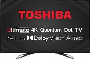 Toshiba U80 Series 65U8080 65 inch (165 cm) Ultra HD 4K QLED HDR 10 Smart TV