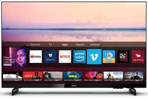 Philips 6800 Series 32PHT6815/94 32 inch (81 cm) HD Ready LED HDR 10 Smart TV