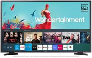 Samsung Wondertainment Series UA43TE50AAKXXL 43 inch (109 cm) Full HD LED HDR 10 Plus Built-in PC Mode Gaming Smart TV
