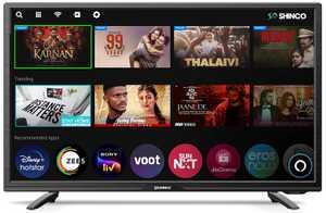 Shinco SO32SF 32 inch (81 cm) HD Ready LED Smart TV