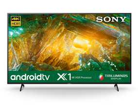 Sony X8000H Series KD-75X8000H 75 inch (191 cm) Ultra HD 4K LCD Panel LED HDR 10 Android Smart TV