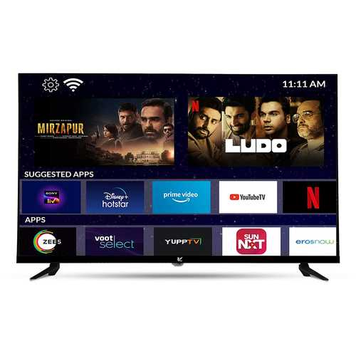 iAir IR32SHD 32 inch (81 cm) HD Ready LED Smart TV