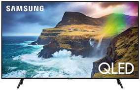 Samsung Series 6 QA65Q60RAKXXL 65 inch (165 cm) Ultra HD 4K QLED HDR 10 Plus Gaming Smart TV