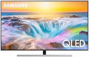 Samsung Q Series QA55Q80RAKXXL 55 inch (140 cm) Ultra HD 4K QLED Quantum HDR 12x Gaming Smart TV