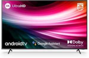 Philips 8200 Series 55PUT8215/94 55 inch (140 cm) Ultra HD 4K LED HDR 10 Plus Smart TV