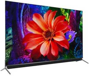 TCL C815 Series 65C815 65 inch (165 cm) Ultra HD 4K QLED HDR 10 Plus Built-in Sub-Woofer AI Gaming Smart TV