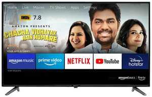AmazonBasics AB32E10SS 32 inch (81 cm) HD Ready LED Smart TV