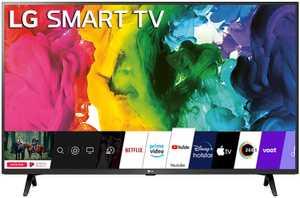 LG LM56 Series 43LM5650PTA 43 inch (109 cm) HD LED HDR 10 Smart TV