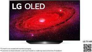 LG CX Series OLED48CXPTA 48 inch (121 cm) UHD 4K OLED HDR 10 Pro Smart TV