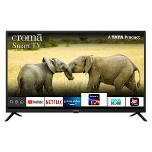 Croma CREL7371 43 inch (109 cm) Full HD LED Android TV