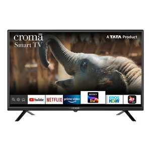 Croma CREL7370 32 inch (81 cm) HD Ready LED Android TV