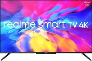 Realme RMV Series RMV2004 43 inch (109 cm) UHD 4K LED Android TV