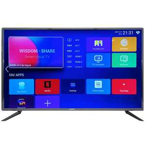 eAirtec 55AT 55 inch (139 cm) UHD 4K LED Android TV