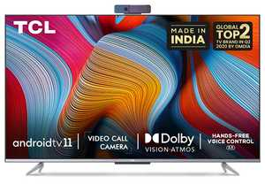 TCL P725 Series 65P725 65 inch (165 cm) UHD 4K LED Android TV