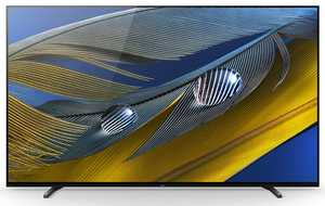 Sony A80J Series XR-55A80J 55 inch (139 cm) UHD 4K OLED HDR 10 Gaming Android TV