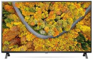 LG UP75 Series 65UP7500PTZ 65 inch (165 cm) UHD 4K LED HDR 10 AI Gaming Smart TV