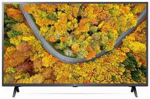 LG UP75 Series 43UP7500PTZ 43 inch (109 cm) UHD 4K LED HDR 10 Pro AI Gaming Smart TV