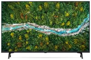 LG UP77 Series 43UP7720PTY 43 inch (109 cm) UHD 4K LED HDR 10 Pro AI Gaming Smart TV
