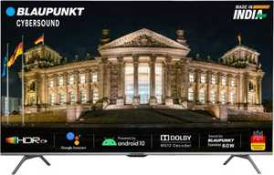 Blaupunkt Cybersound 55CSA7090 55 inch (139 cm) UHD 4K LED HDR 10 Plus Gaming Android TV