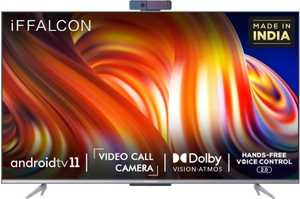 iFFALCON K72 Series 55K72 55 inch (139 cm) UHD 4K LED Hands Free Voice Control Android TV