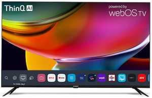 Shinco SU50WOS1 50 inch (127 cm) UHD 4K LED HDR 10 AI Smart TV