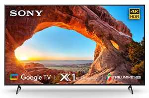 Sony X85J Series KD-85X85J 85 inch (215 cm) UHD 4K LED HDR Android TV