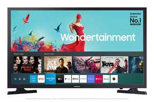 Samsung Series 4 UA32TE40AAKXXL 32 inch (81 cm) HD Ready LED HDR Gaming Smart TV
