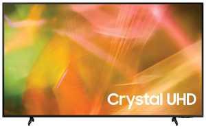 Samsung Series 8 UA55AU8000KLXL 55 inch (139 cm) UHD 4K LED HDR 10 Plus Built-in PC Mode AirSlim Smart TV