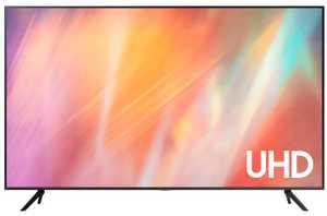 Samsung Series 7 UA65AU7700KLXL 65 inch (165 cm) UHD 4K LED HDR 10 Plus Built-in PC Mode Slim Smart TV