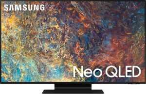 Samsung Series 9 QA50QN90AAKLXL 50 inch (127 cm) UHD 4K QLED HDR 10 Plus UltraSlim Gaming Smart TV