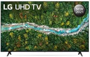 LG UP77 Series 55UP7740PTZ 55 inch (139 cm) UHD 4K LED HDR 10 Pro AI Gaming Smart TV