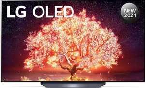 LG B1 Series OLED55B1PTZ 55 inch (139 cm) UHD 4K OLED HDR 10 Pro UltraSlim AI Gaming Smart TV