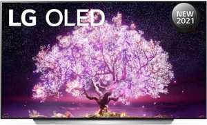 LG C1 Series OLED65C1PTZ 65 inch (165 cm) UHD 4K OLED HDR 10 Pro UltraSlim AI Gaming Smart TV