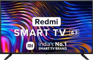 Mi X Series L43M6-RA 43 inch (109 cm) Full HD LED Android TV