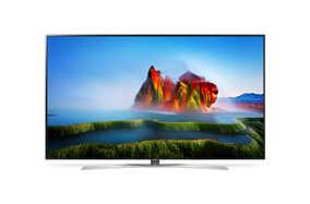 LG 75SJ955T 75 inch (190 cm) Ultra HD 4K HDR + Dolby Vision Smart Gaming LED TV