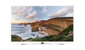LG 65UH850T 65 inch (165 cm) Ultra HD 4K HDR + Dolby Vision 3D Smart Gaming LED TV