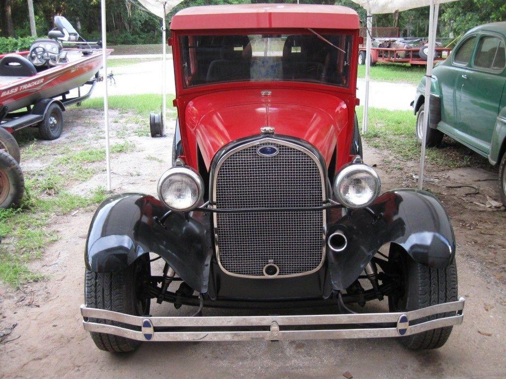1929 Model A Ford Street Rod