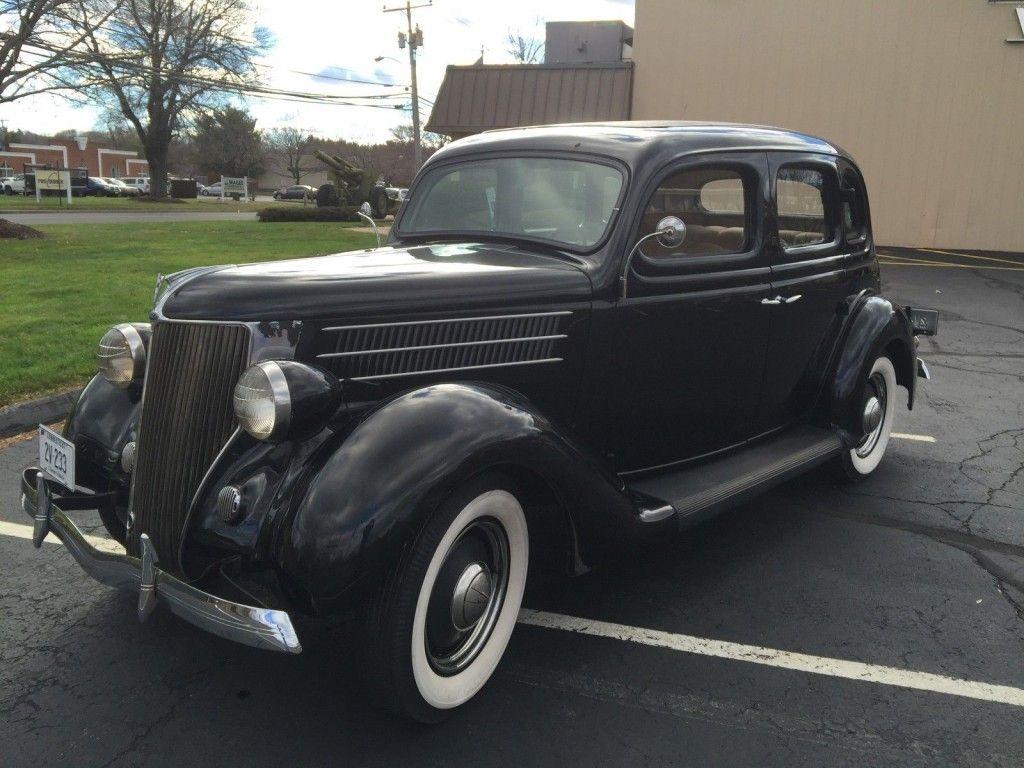 1936 FORD Sedan Early American flat head V 8