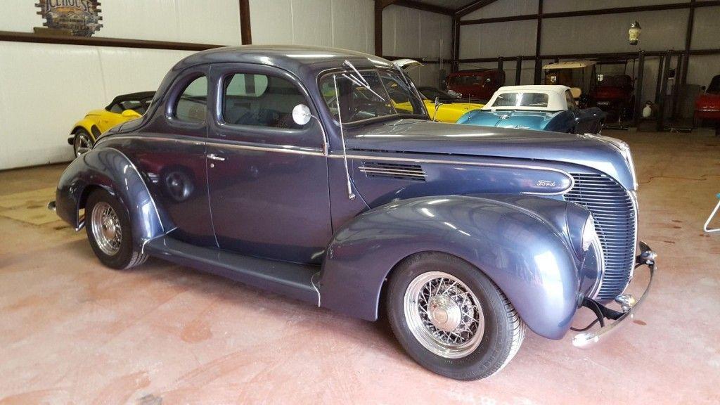 1939 Ford 2D Standard