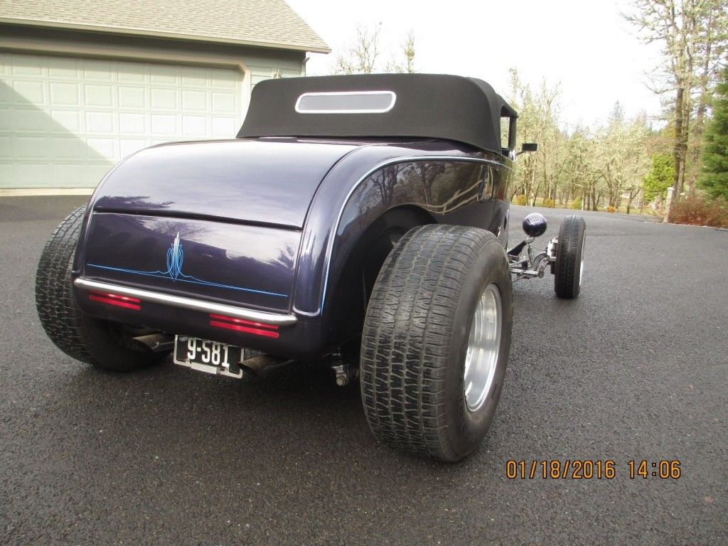 1929 Ford Model A all steel roadster