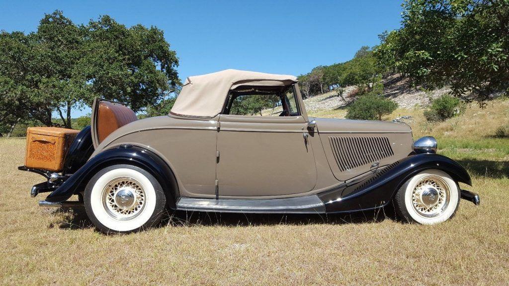 1933 Ford Cabriolet Street Rod