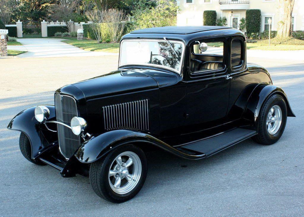 1932 Ford Model A Model B Hotrod Sleeper – Steel BODY