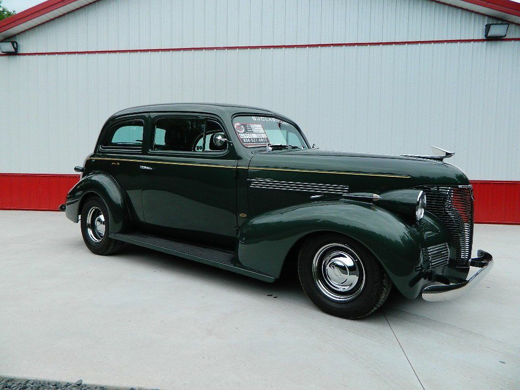 GREAT 1939 Chevrolet Master Deluxe Hot Rod AC