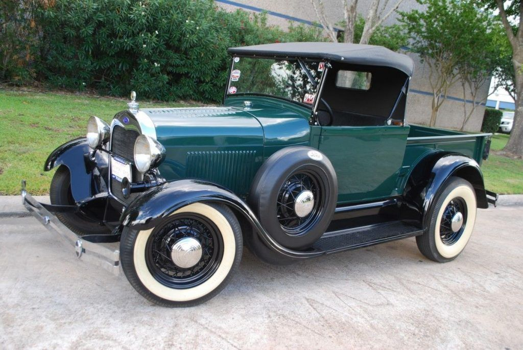 VERY NICE 1929 Ford Model A Roadster Pickup