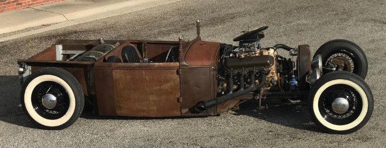 1931 Ford Model A – super fun to drive!