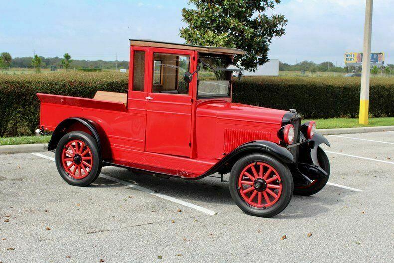 Very Rare 1928 Chevrolet Pickup