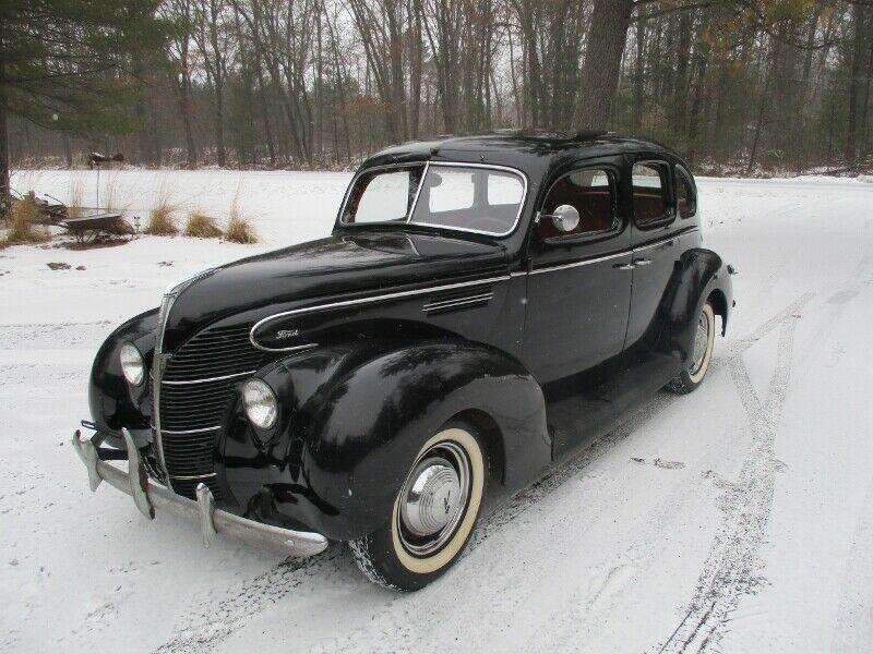1939 Ford Fordor