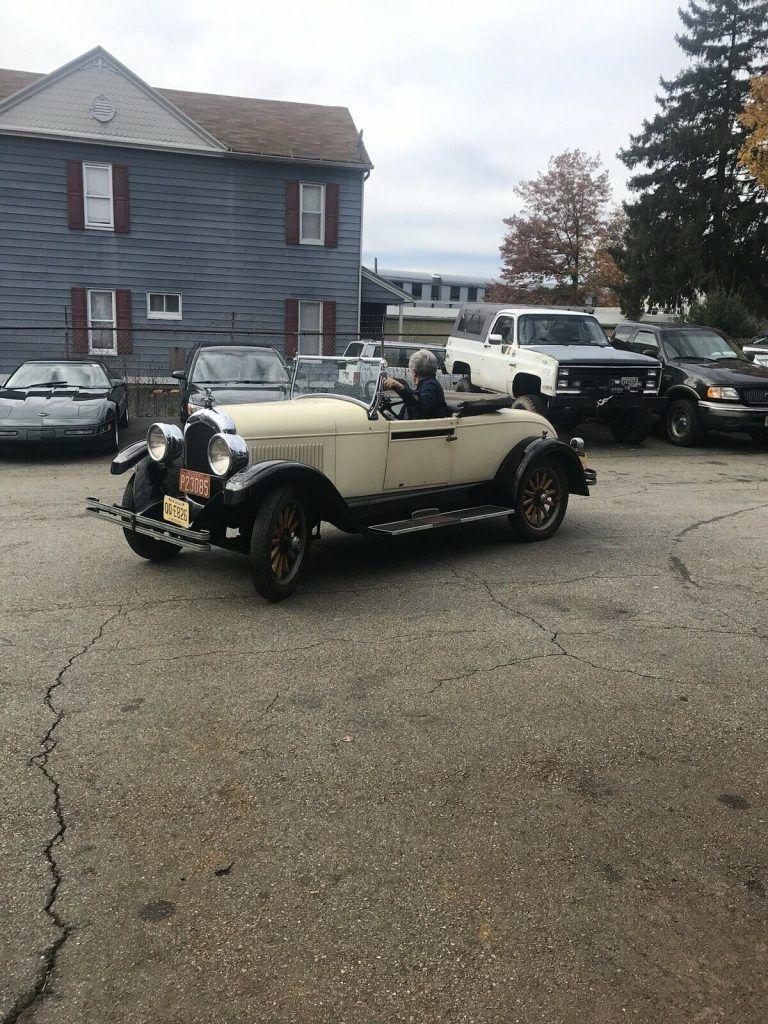 1927 Chrysler Series 52 stock